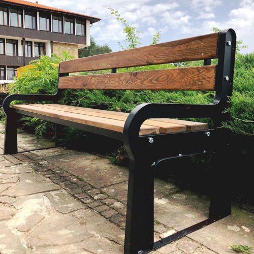 park bench lux