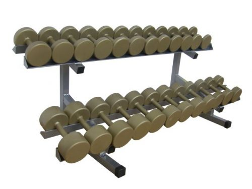 Bars, dumbbells and weight plates