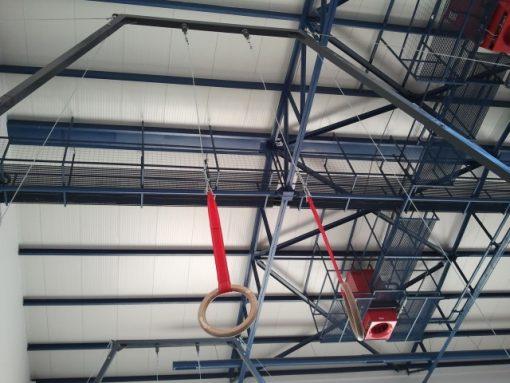 Станок за халки гимнастически-209