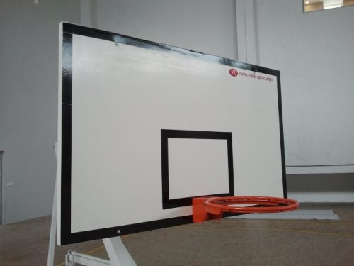 Backboard made of fiberglass 180x105 cm-0