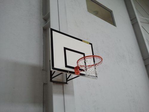 Баскетболно табло стъклопласт 120х90 см-0