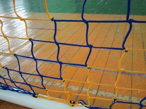Football net 7,32х2,44 m, colored-0