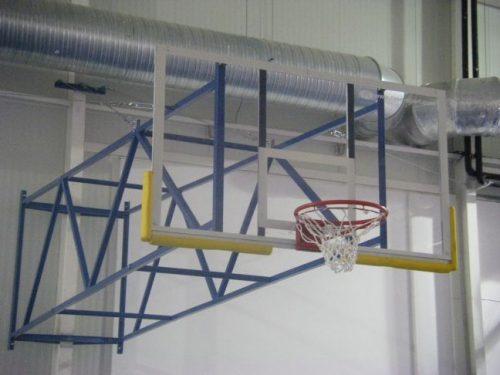 Баскетболна стойка стенна -0