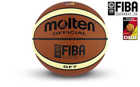 Баскетболна топка Molten GF7-0