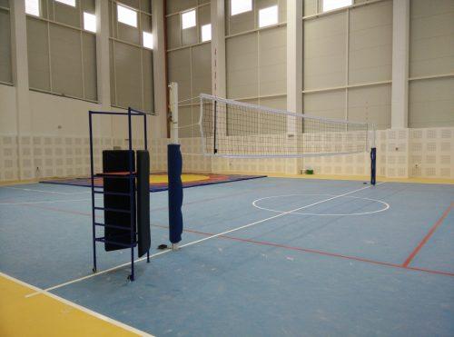 Волейболна мрежа с четири филета-0