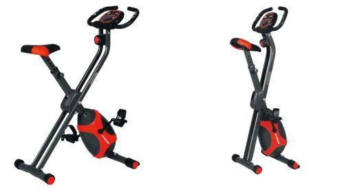 Сгъваем велоергометър марка inSPORTline Xbike-0
