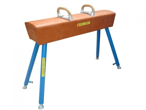 POMMEL HORSE WITH HANDLES-0