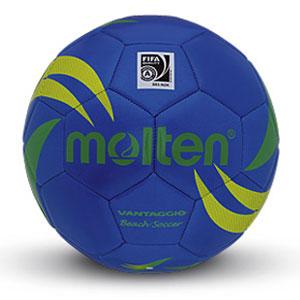 Топка за плажен футбол Molten FVB500B-0