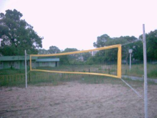 Мрежа за плажен волейбол -0