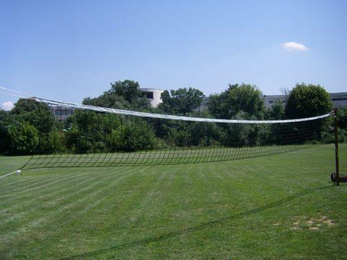 Мрежа волейбол с едно филе-0