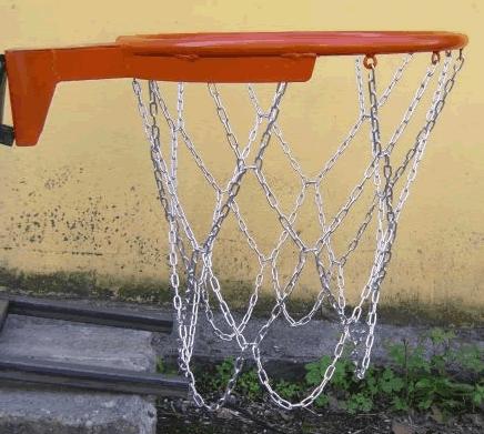 Мрежа баскетбол метал-0