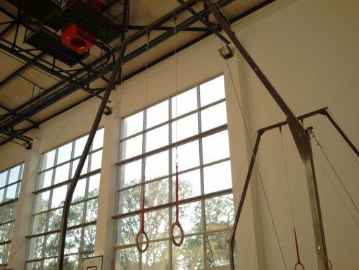 Станок за халки гимнастически-202