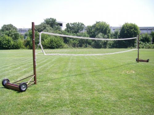 Mobile volleyball stands-0