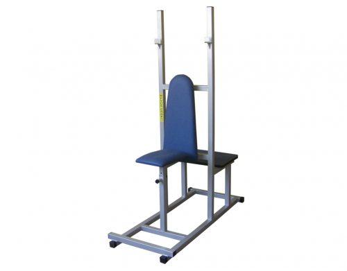 Стол за тласкане зад врат-0
