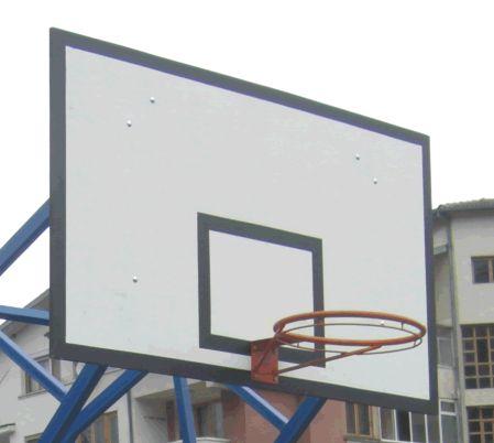 Баскетболно табло от метал 120х90 см-0