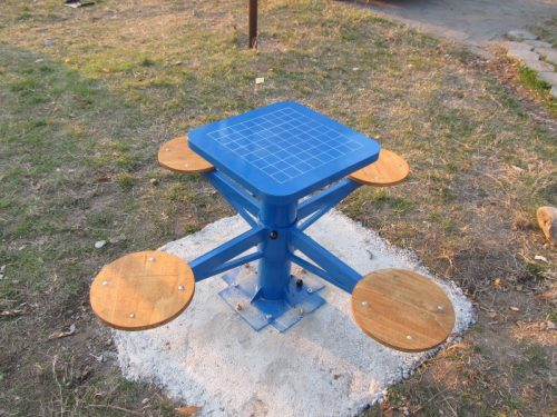 Паркова мебел
