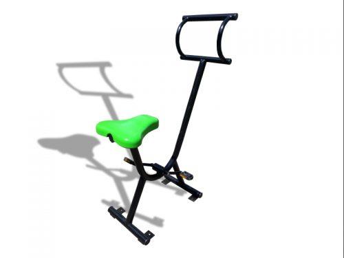 Велоергометър за фитнес на открито-0