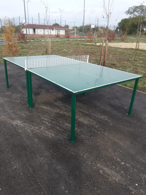 Metal Tennis table - outdoor-0