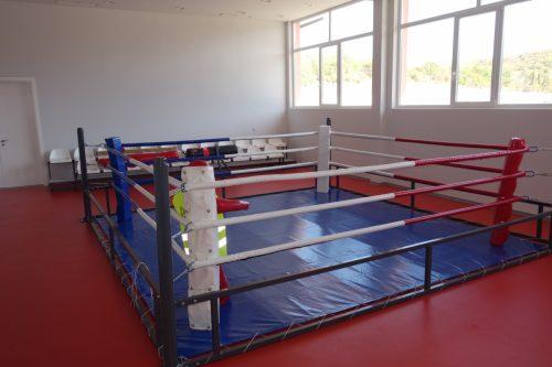 Боксов ринг тренировъчен 4х4 м-0