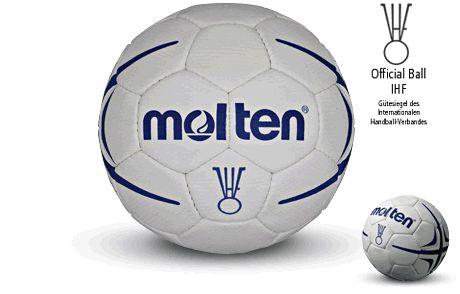 Хандбална топка Molten HXT 1/2/3-0