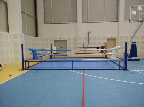 Боксов ринг тренировъчен 5х5 м-0