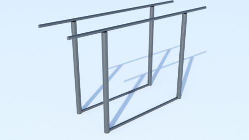 Parallel bars outdoor-0