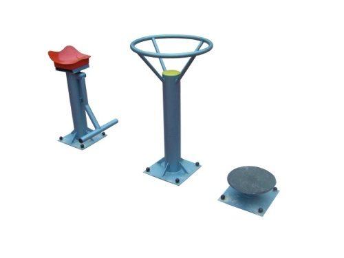Комбиниран уред за външен фитнес №3-0