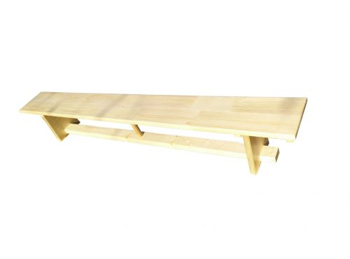 Gymnastic bench from wood-0