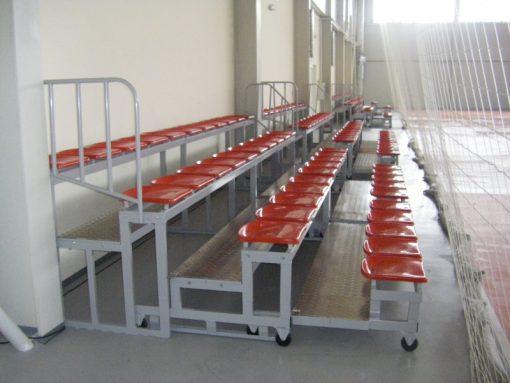 Телескопични трибуни Пловдив-423