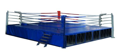 Boxing ring professional 6,1 х 6,1 м-0