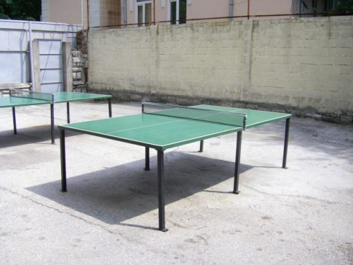 Метална мрежа за тенис маса-0