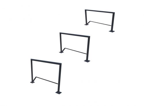 Outdoor obstacles - set of three-0