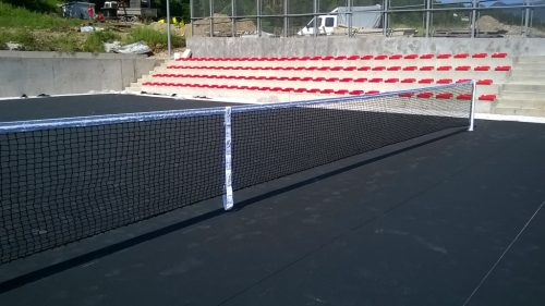 Tennis court net-0