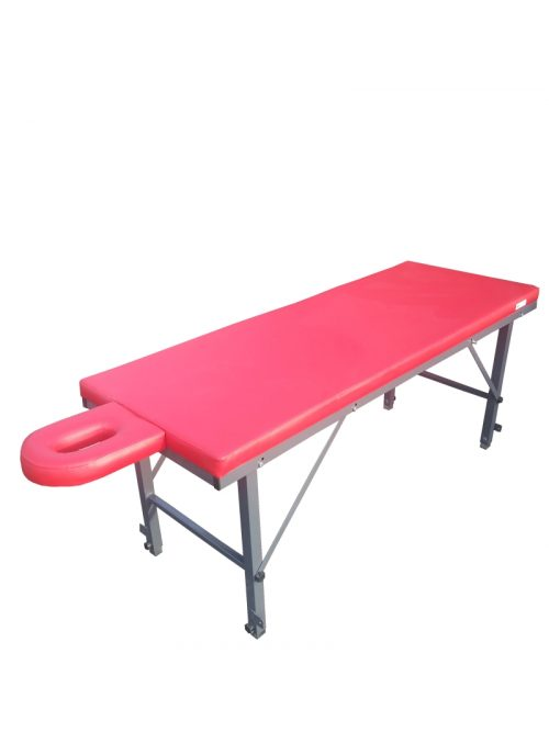 Massage table - foldable -0