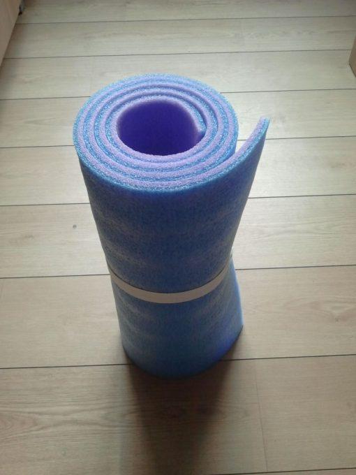 Постелка за йога от полиетилен-0
