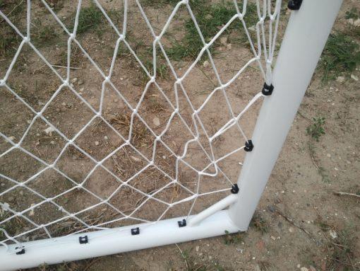 Държач за мрежа за стоманени футболни врати-571