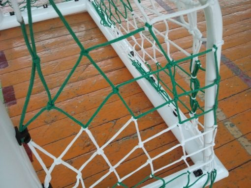 Държач за мрежа за стоманени футболни врати-570