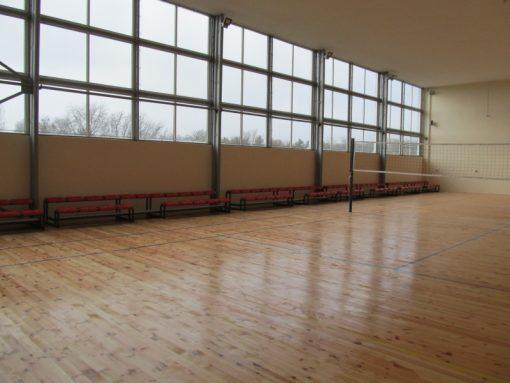 Спортна зала - Елхово-589