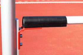 High jump crossbar 4 m, made of fiberglass-0