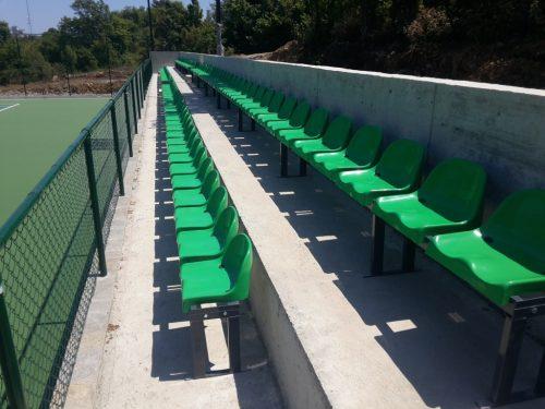 Spectator tribunes in Sozopol 2015-0
