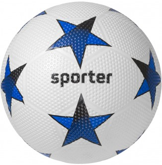 Футболна топка Sporter гумена-930