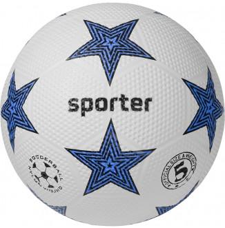 Футболна топка Sporter гумена-932