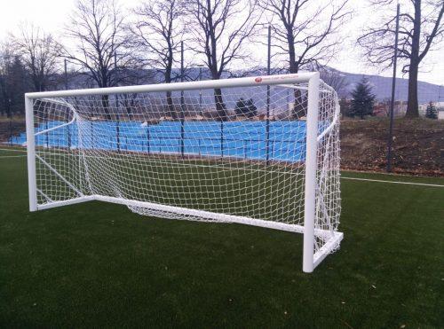 Врата футбол 5х2 м, свободностояща -0