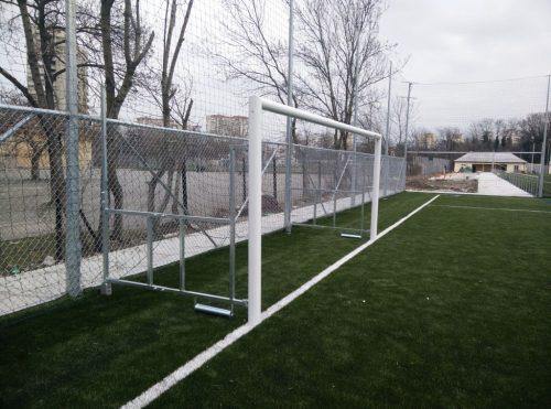 Soccer goal 5 x 2 m foldable-0
