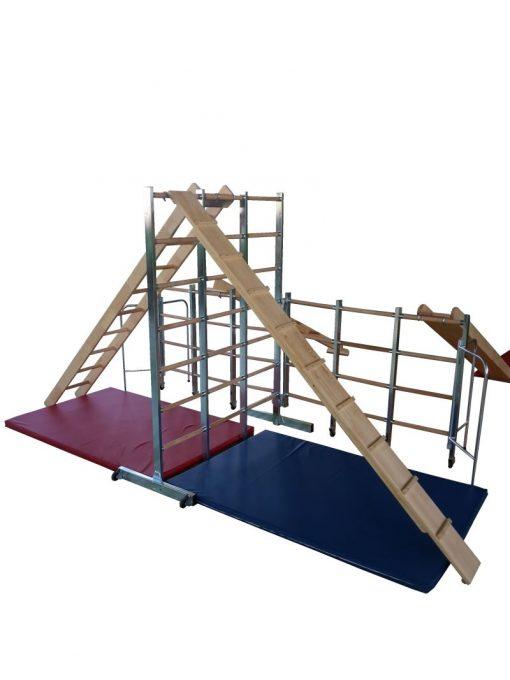 Детски гимнастически комплекс-0