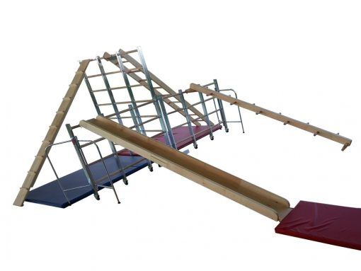 Детски гимнастически комплекс-1038