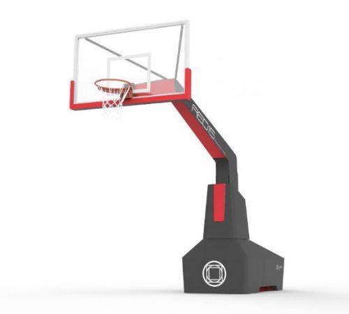 Професионална баскетболна стойка RED15-0