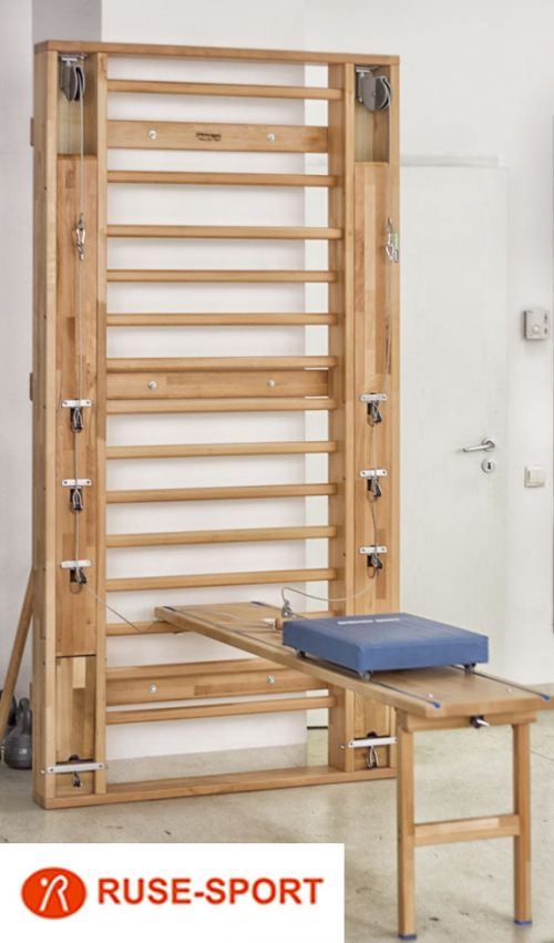 Пейка за упражнение с подвижна възглавница-0