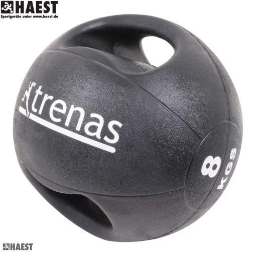 Медицинска топка с дръжки-1253