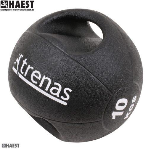 Медицинска топка с дръжки-1254